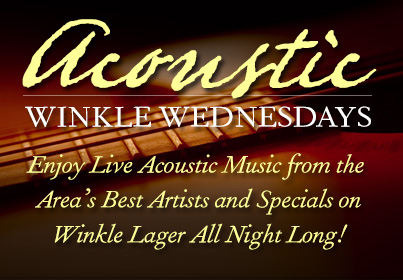 Acoustic Winkle Wednesdays!
