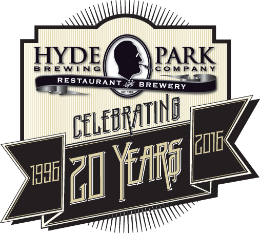 Hyde Park Brewing Company - 20th Anniversary