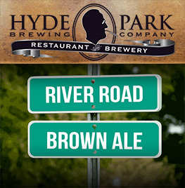 River Road Brown Ale logo